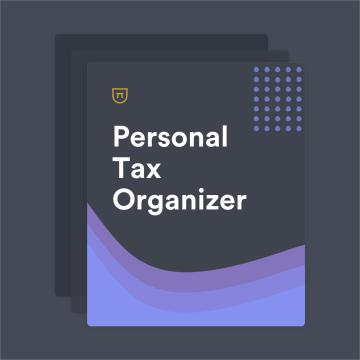 Personal Tax Organizer