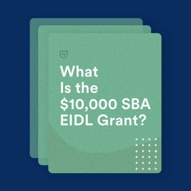 What Is the $10,000 SBA EIDL Grant?   Bench Accounting