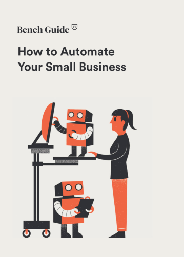 How to Automate Your Small Business Book Cover