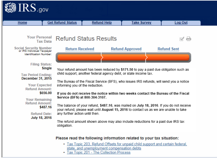 How to Check Your IRS Refund Status in 5 Minutes | Bench Accounting