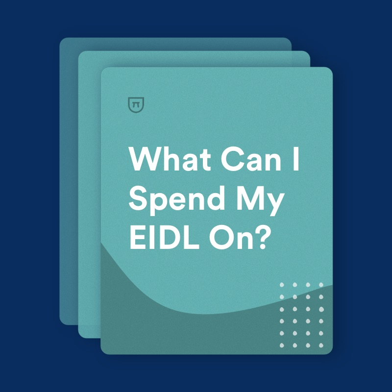 What Can I Spend My Eidl Loan On Bench Accounting