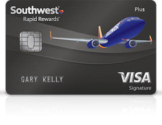 Southwest Airlines Credit Card 2019-min