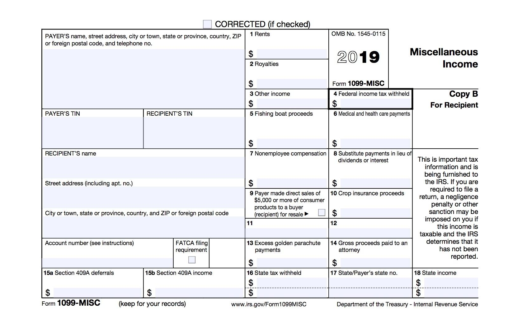 W9 vs 1099: A Simple Guide to Contractor Tax Forms | Bench