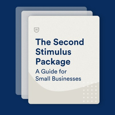 Blog header for The Second Stimulus: A Guide for Small Businesses