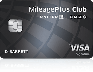 United Airlines Credit Card 2019-min
