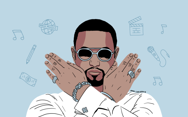 Illustration of Director X