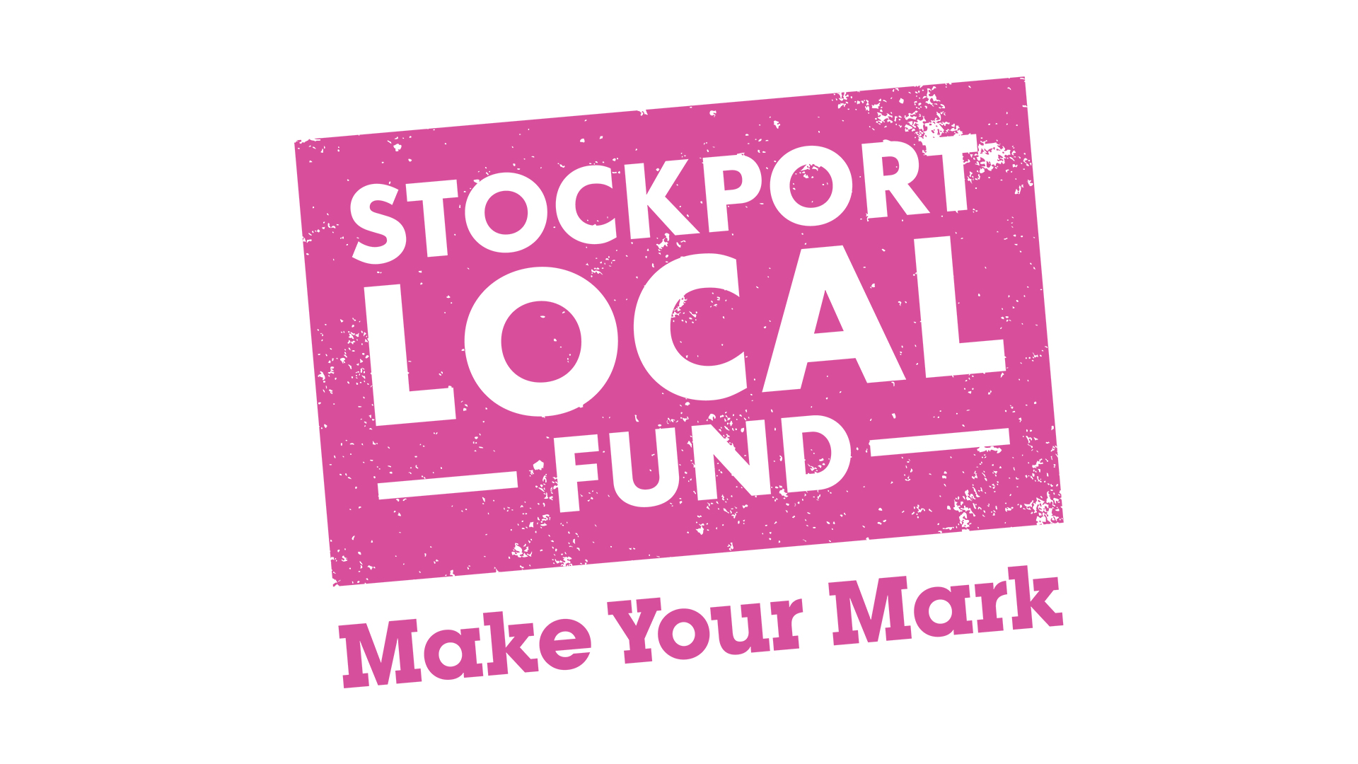 Thank you to everyone who applied to Stockport Local Fund