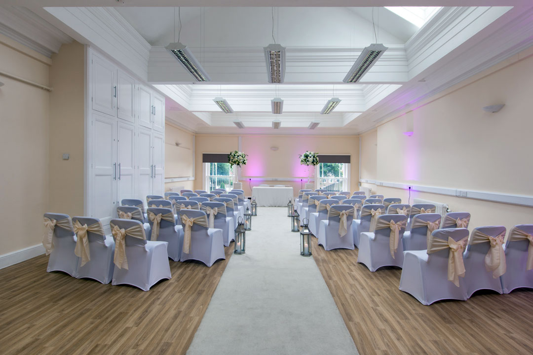 Wedding open weekend at Vernon House a success - Stockport Council
