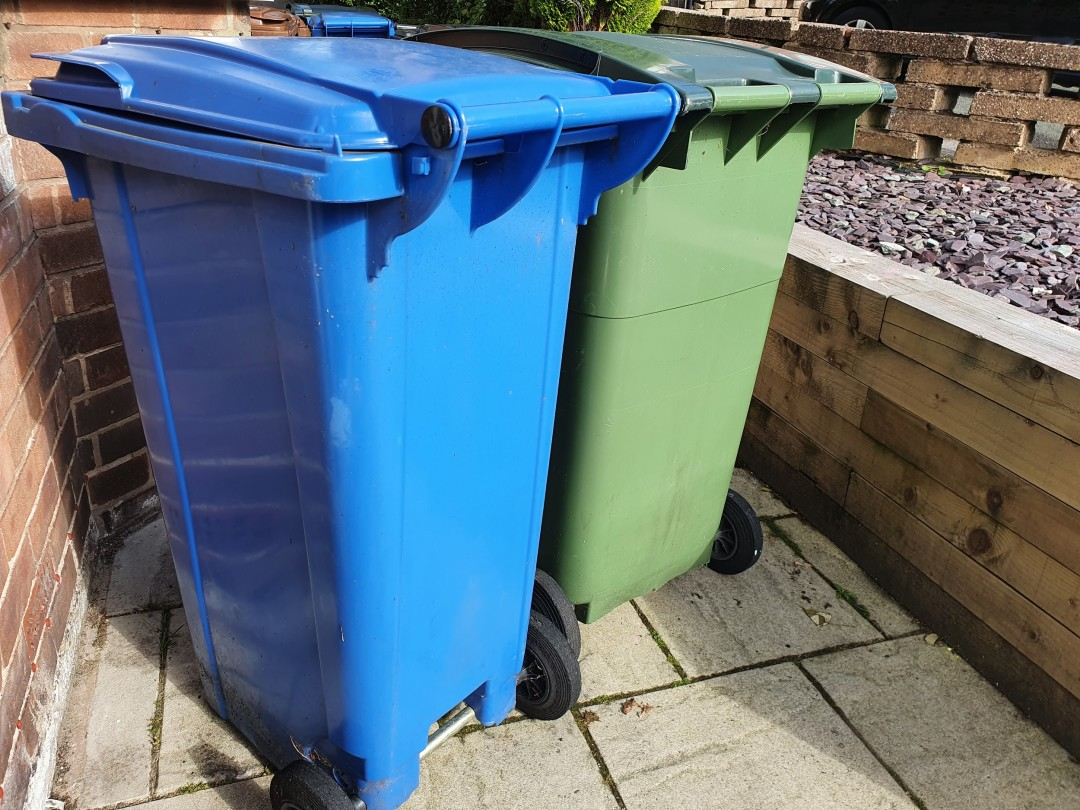 Blue bin collection to return to fortnightly frequency from August 31