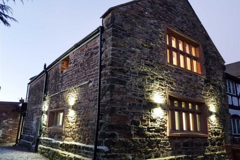 400-year-old cottage restored in Stockport