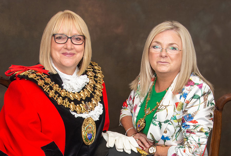 The Mayor of Stockport for 2019/20