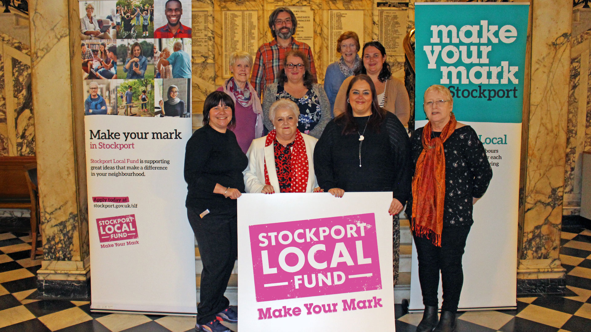 Innovative community projects blossoming as Stockport Local nurtures new ideas