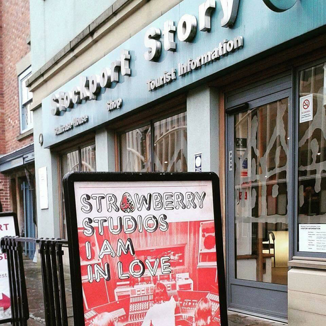 Strawberry Studios exhibition extended for another month due to popular demand