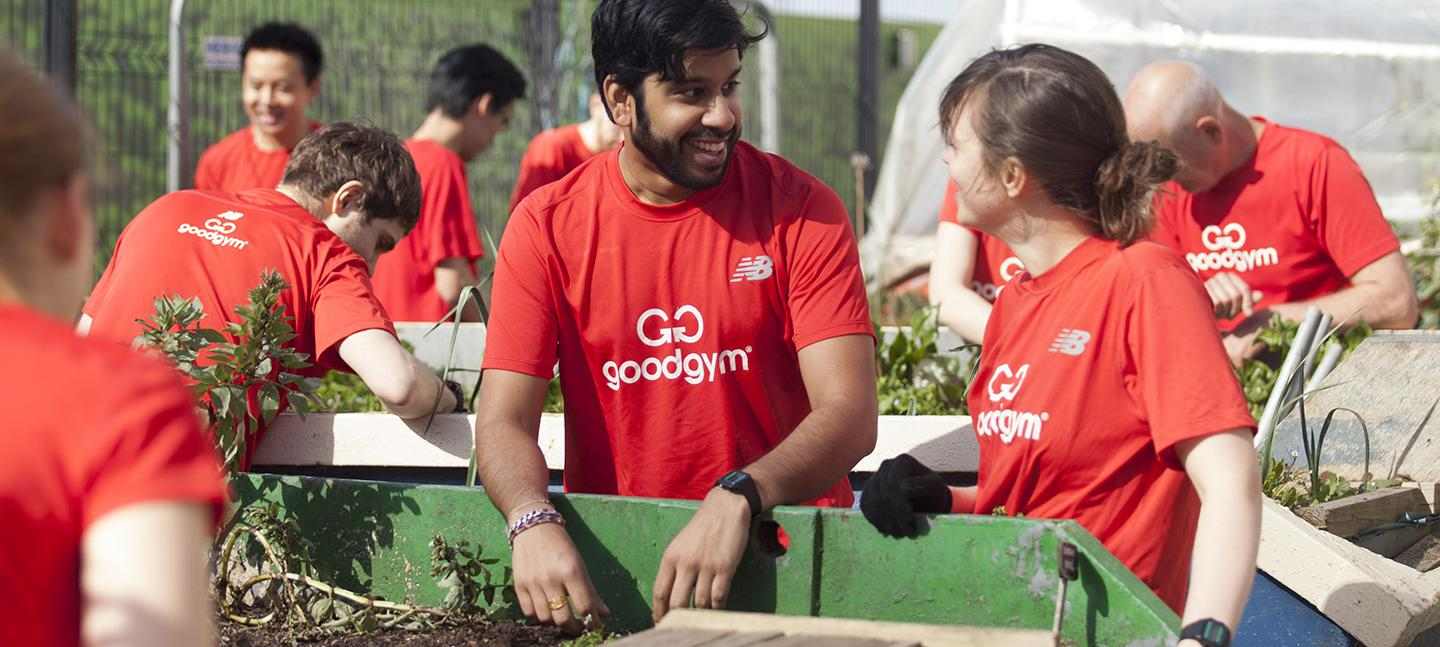 GoodGym launches in Stockport