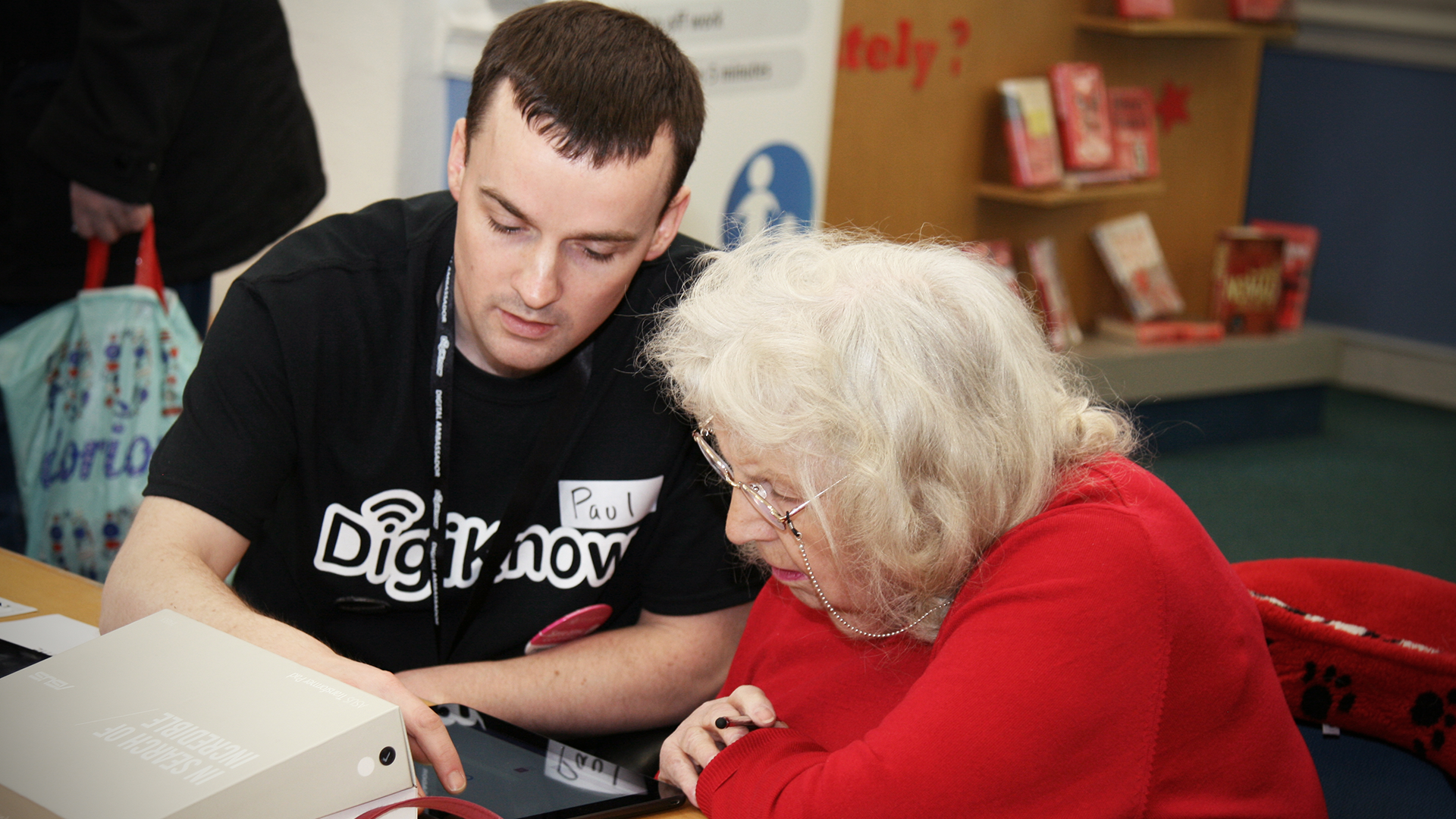New Alliance to help Stockport residents improve their digital skills