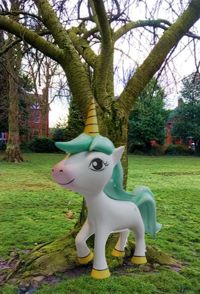 UK first as Augmented Reality comes to parks across Stockport