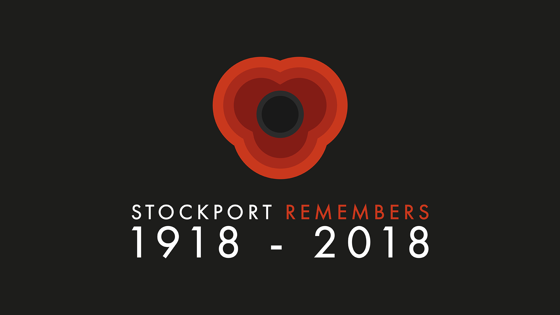 'Stockport Remembers' 100 years since the end of WW1