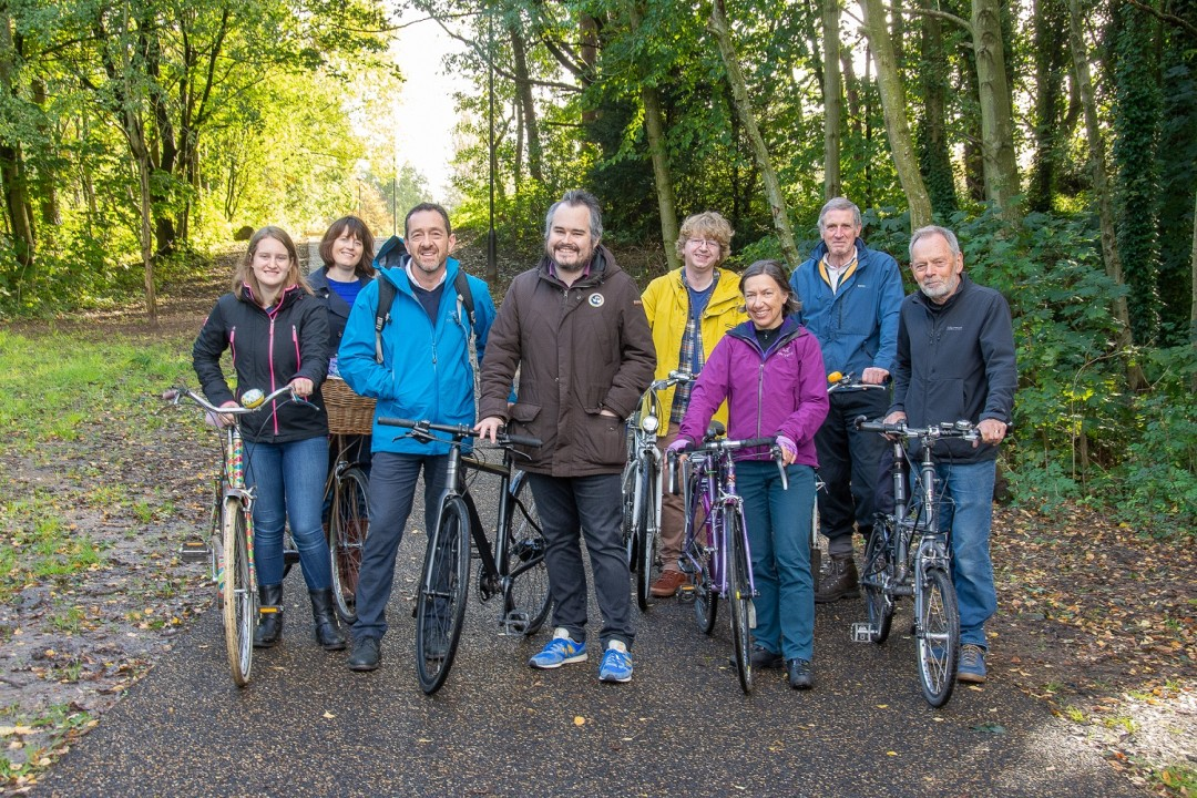 Make sure you have your say on 'Walk Cycle' proposals