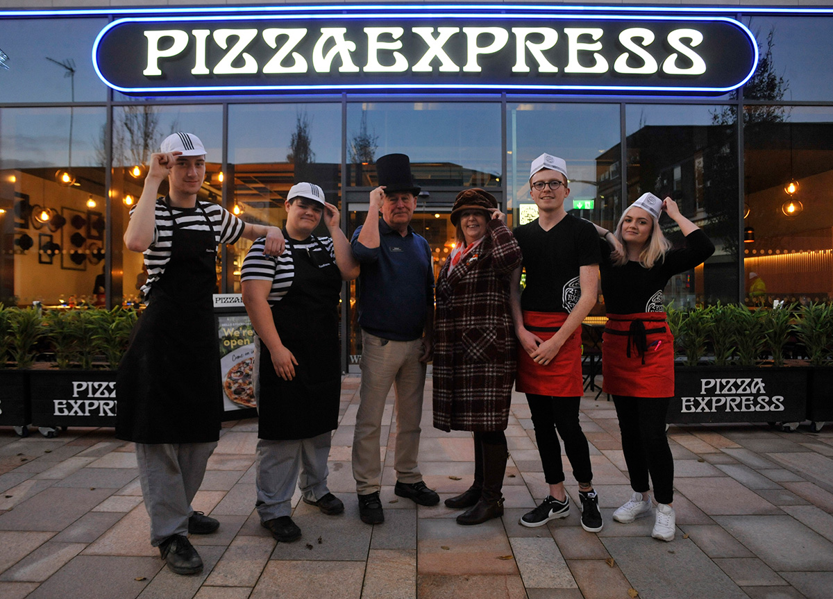 Stockport Review Extra subscriber wins a week's worth of pizza