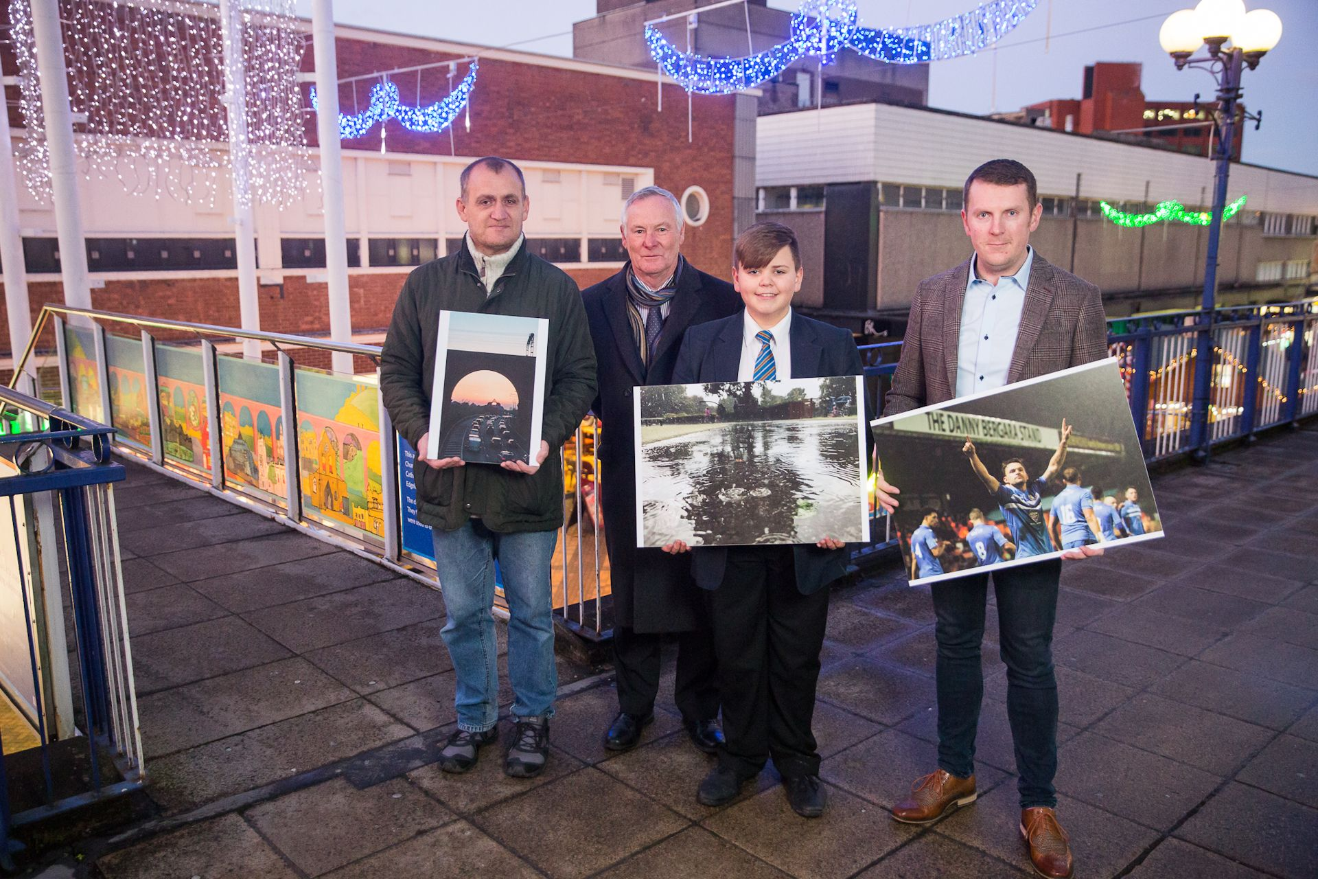 Winners of Merseyway Shopping Centre's photography competition revealed