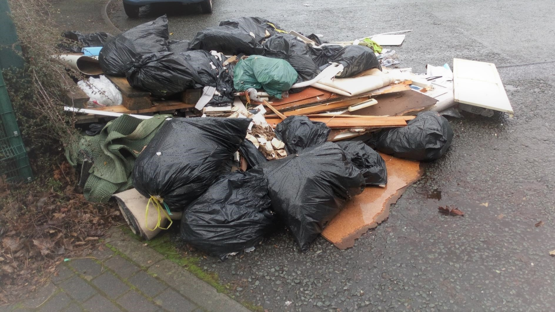 Manchester couple found guilty of failing to dispose of waste correctly