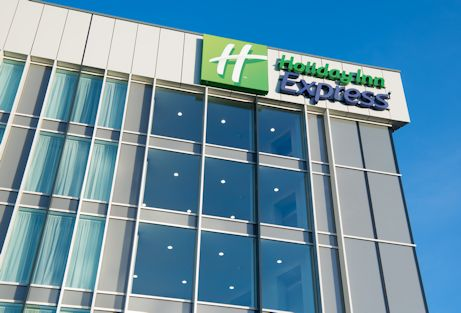 Happy first birthday to world class Holiday Inn Express Stockport