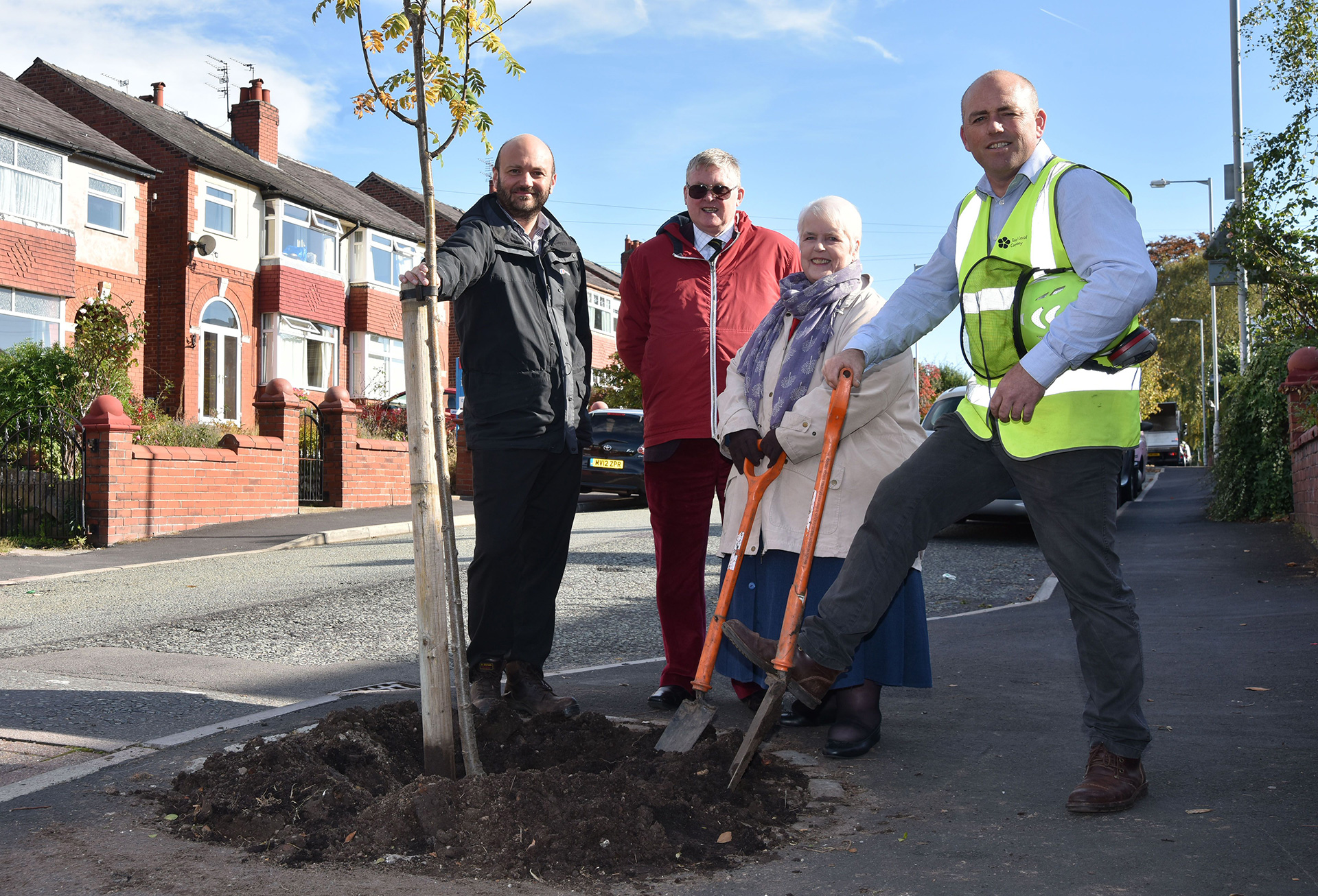 Extra 1,300 trees to line Stockport's streets