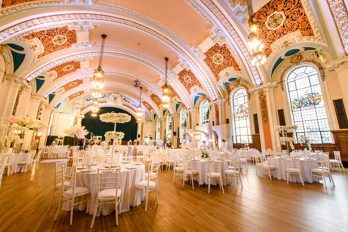 Stockport Events to host first ever Wedding Fayre at Stockport Town Hall