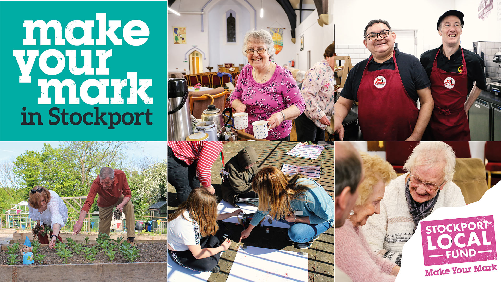 Stockport Local Fund opens for applications next week