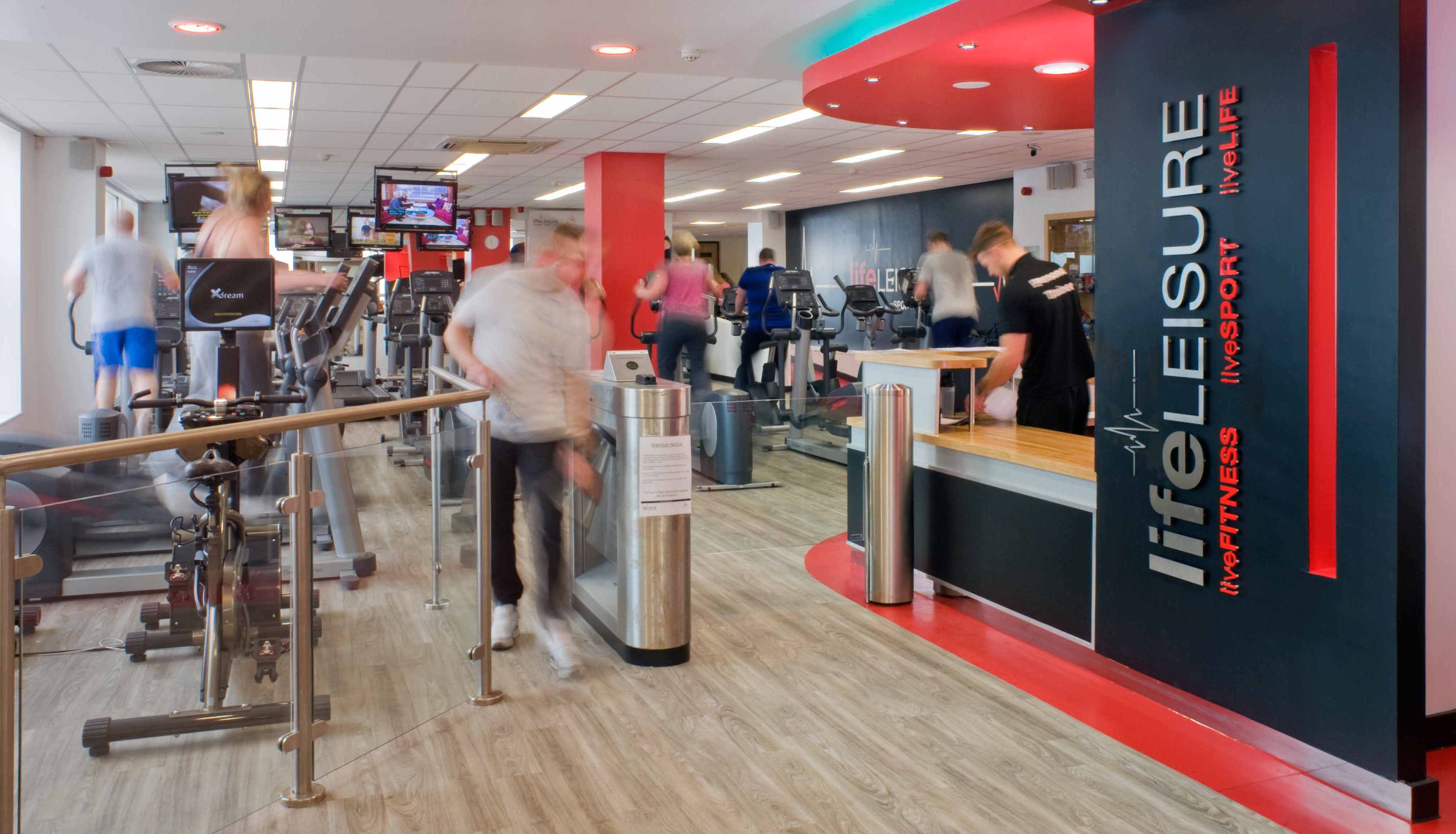 All change at Grand Central: new facilities set to improve fitness access and enjoyment