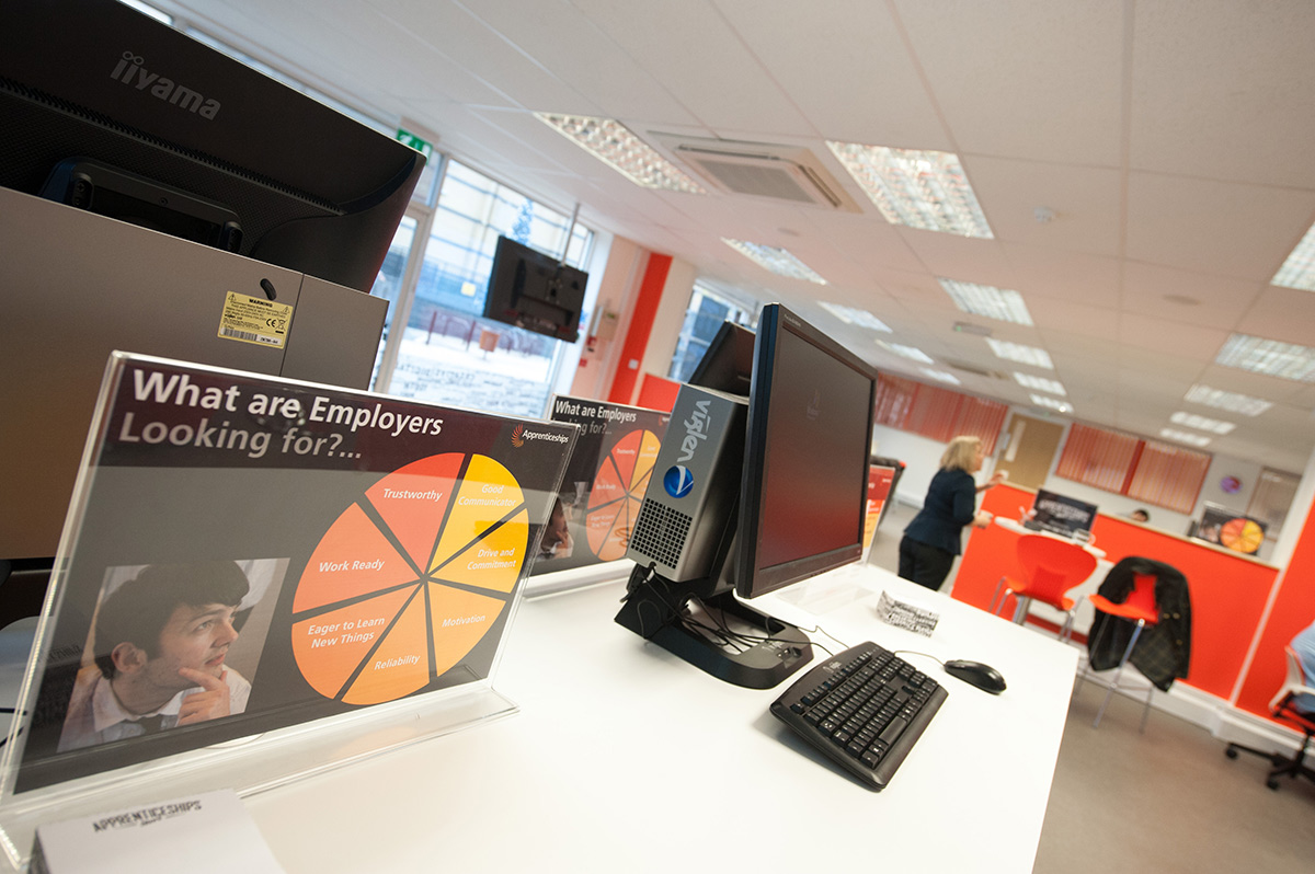 Apprenticeships In Interior Design Uk. Stock - apprenticeship store  computers
