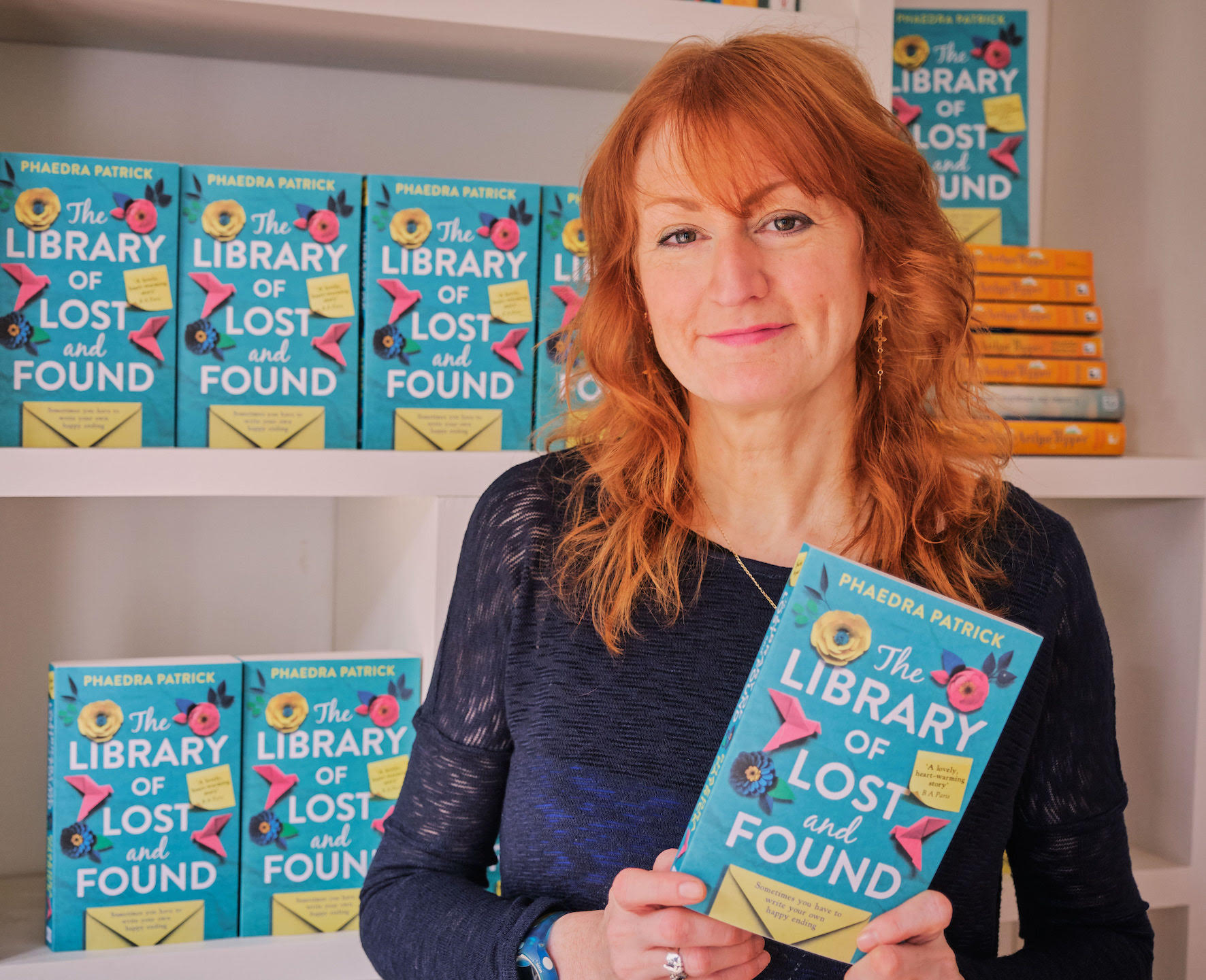 The Library of Lost and Found, has been chosen as the Great North West Read 2019