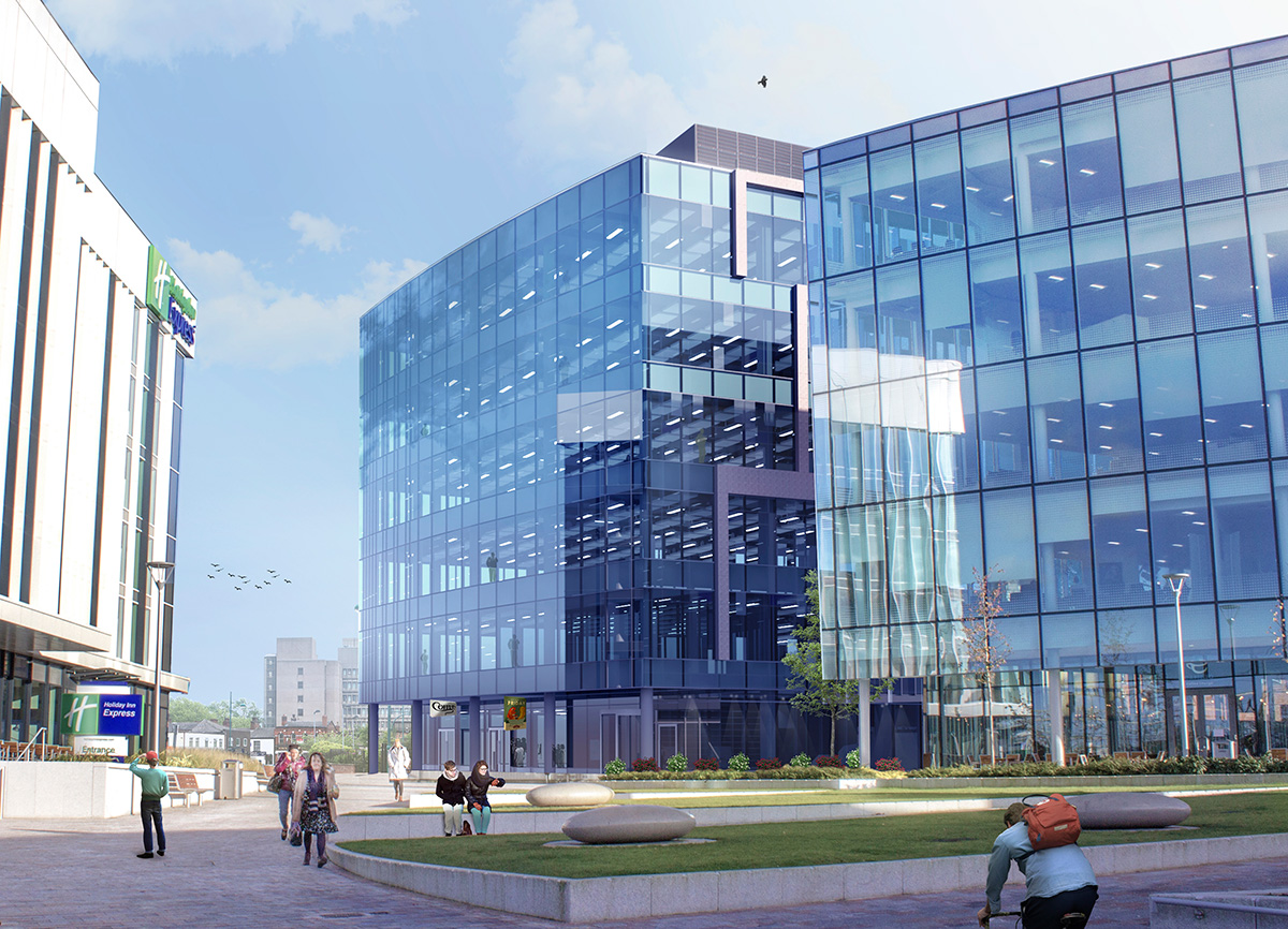 First glimpse of the next phase of Stockport Exchange