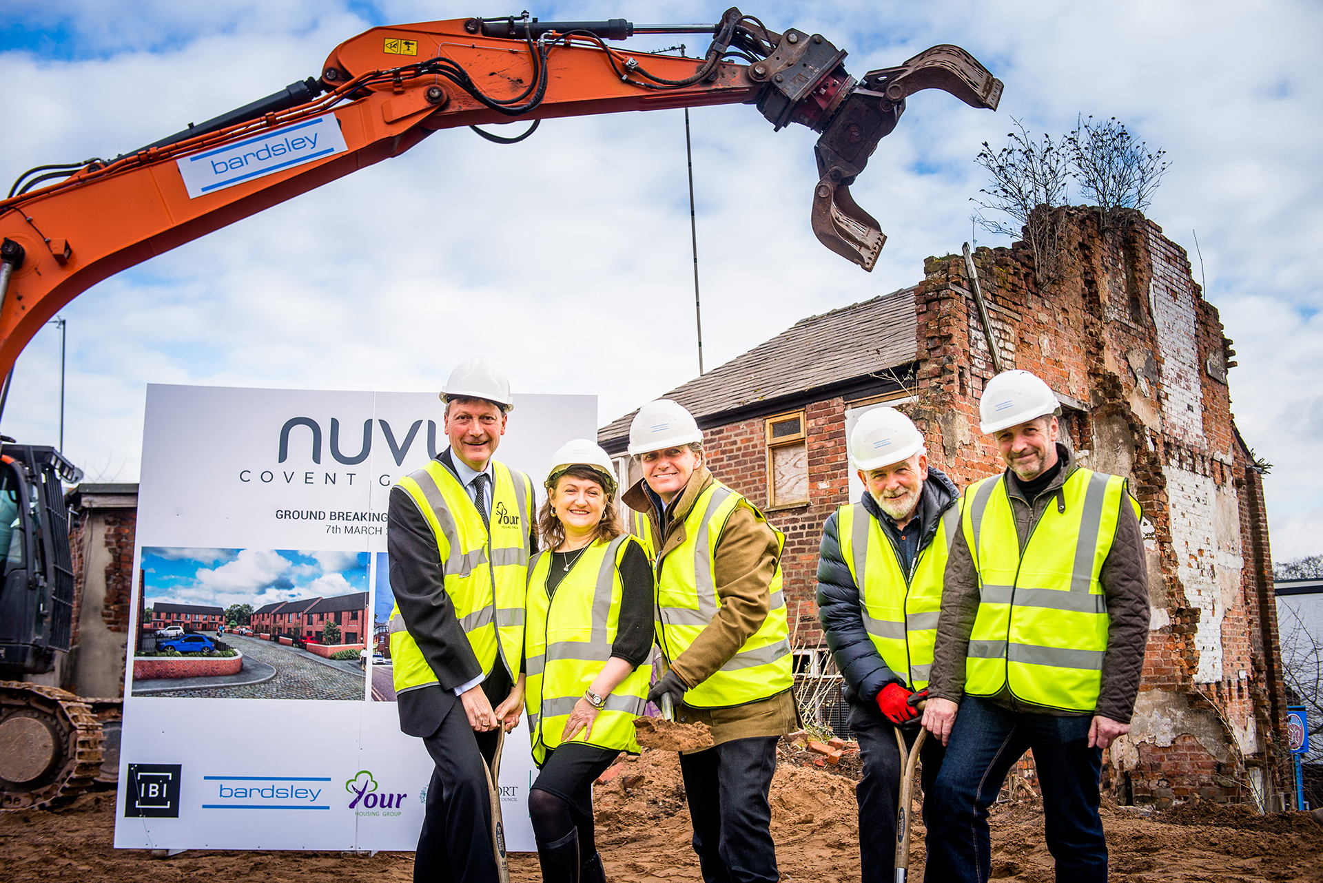 New homes set to continue Stockport's transformation
