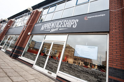 Apprenticeships Store Results Open Evening