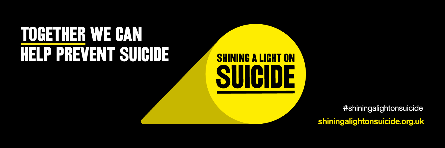 'Shining a Light on Suicide' campaign launches in Greater Manchester