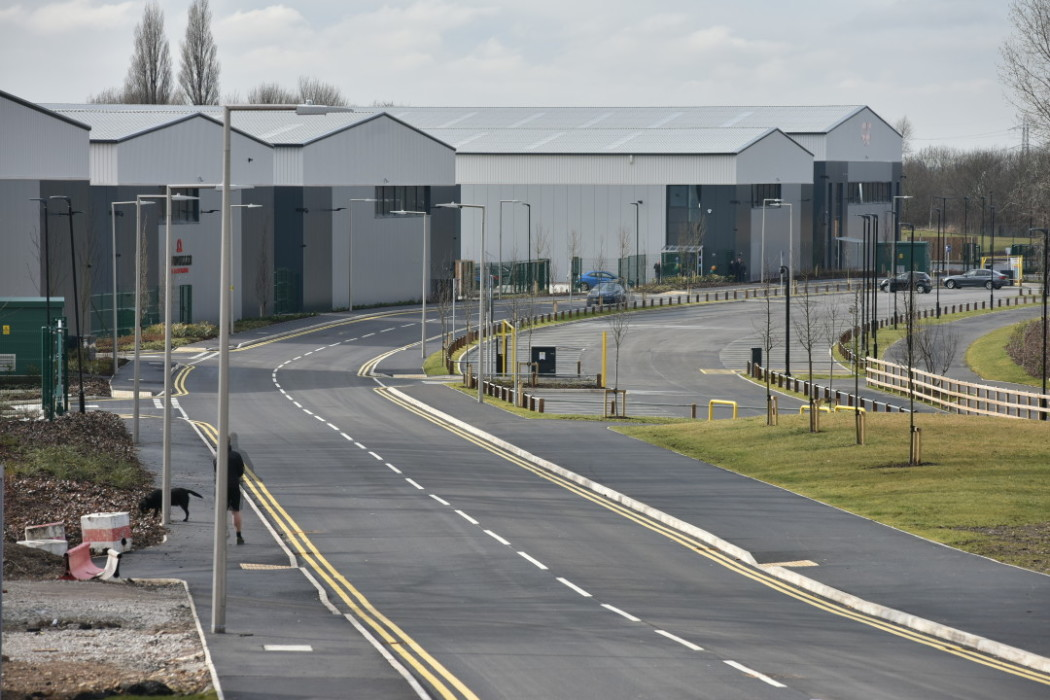 Council hails huge success of Aurora business park
