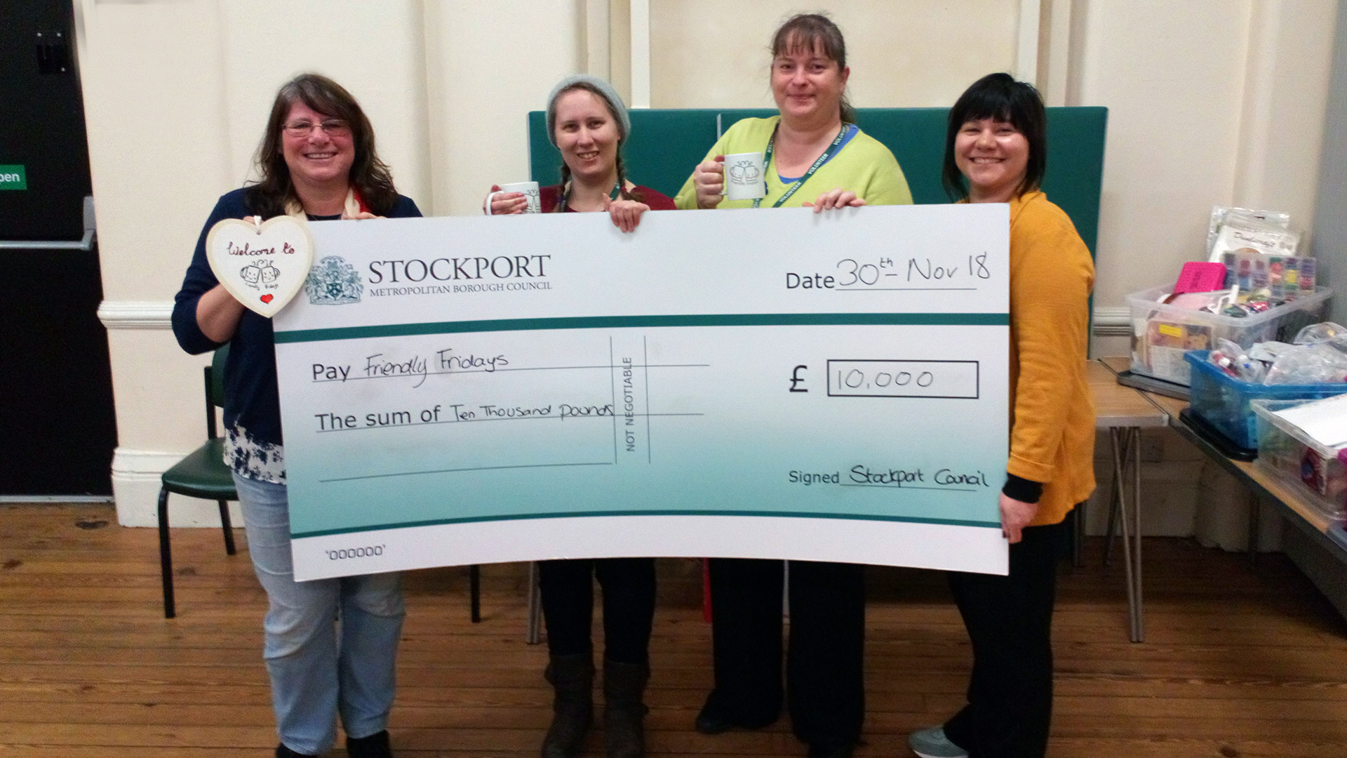 Stockport Local Fund – ideas to inspire you to apply