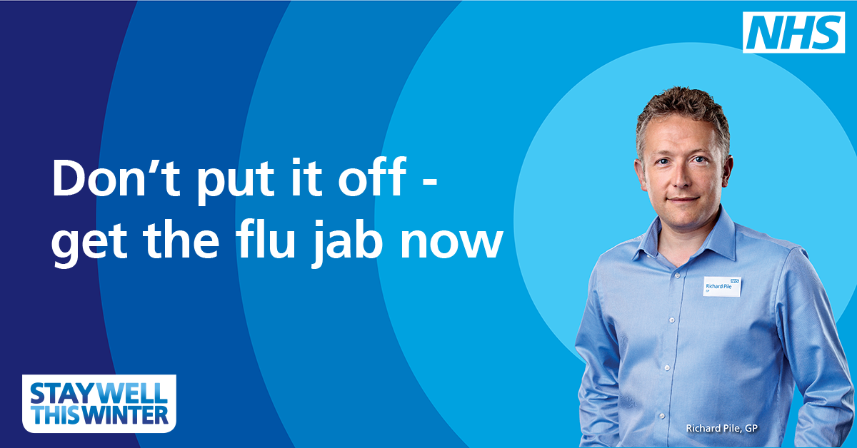 Flu Season is coming - Make sure you are protected