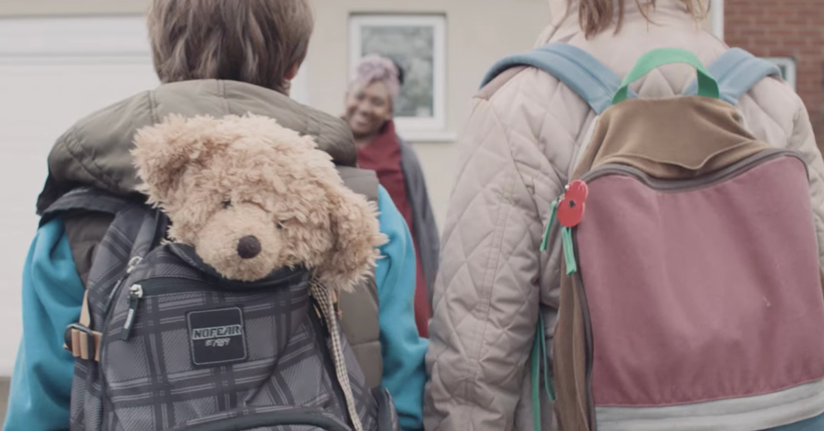 Fostering film 'giants' helping to recruit foster carers in Stockport