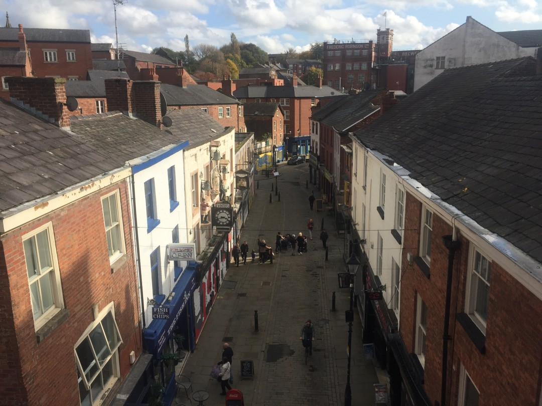 Works to resurface road through Stockport's 'Old Town' to start this week