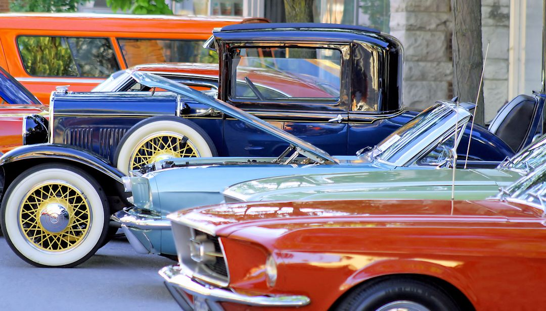 Calling all classic car owners!