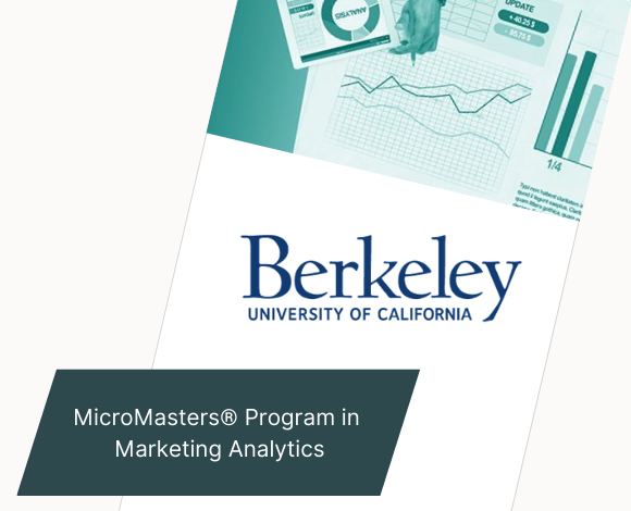 Berkeley Marketing Analytics