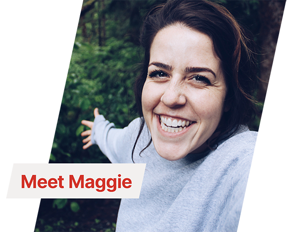 Maggie's Learner Story