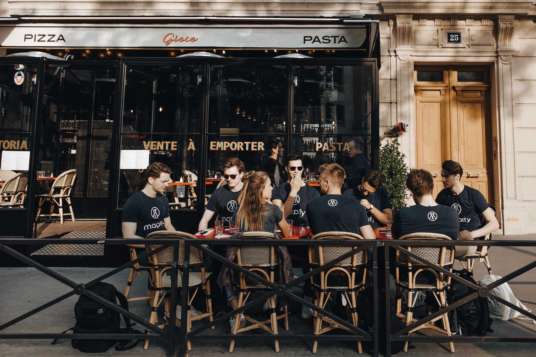 Mapify Team Cafe, Paris - Carolin Unrath