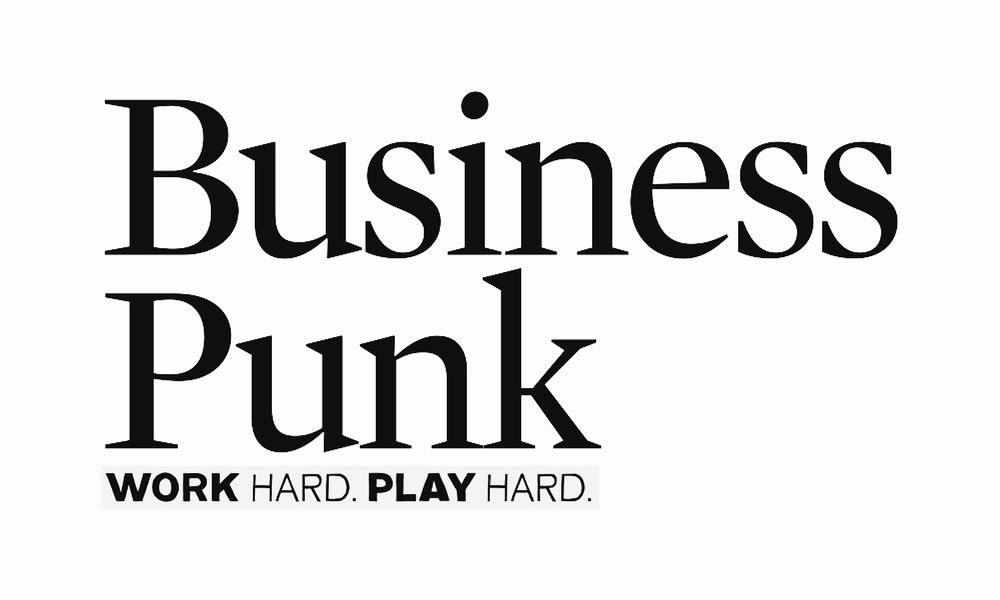 Buisness Punk BW - Press