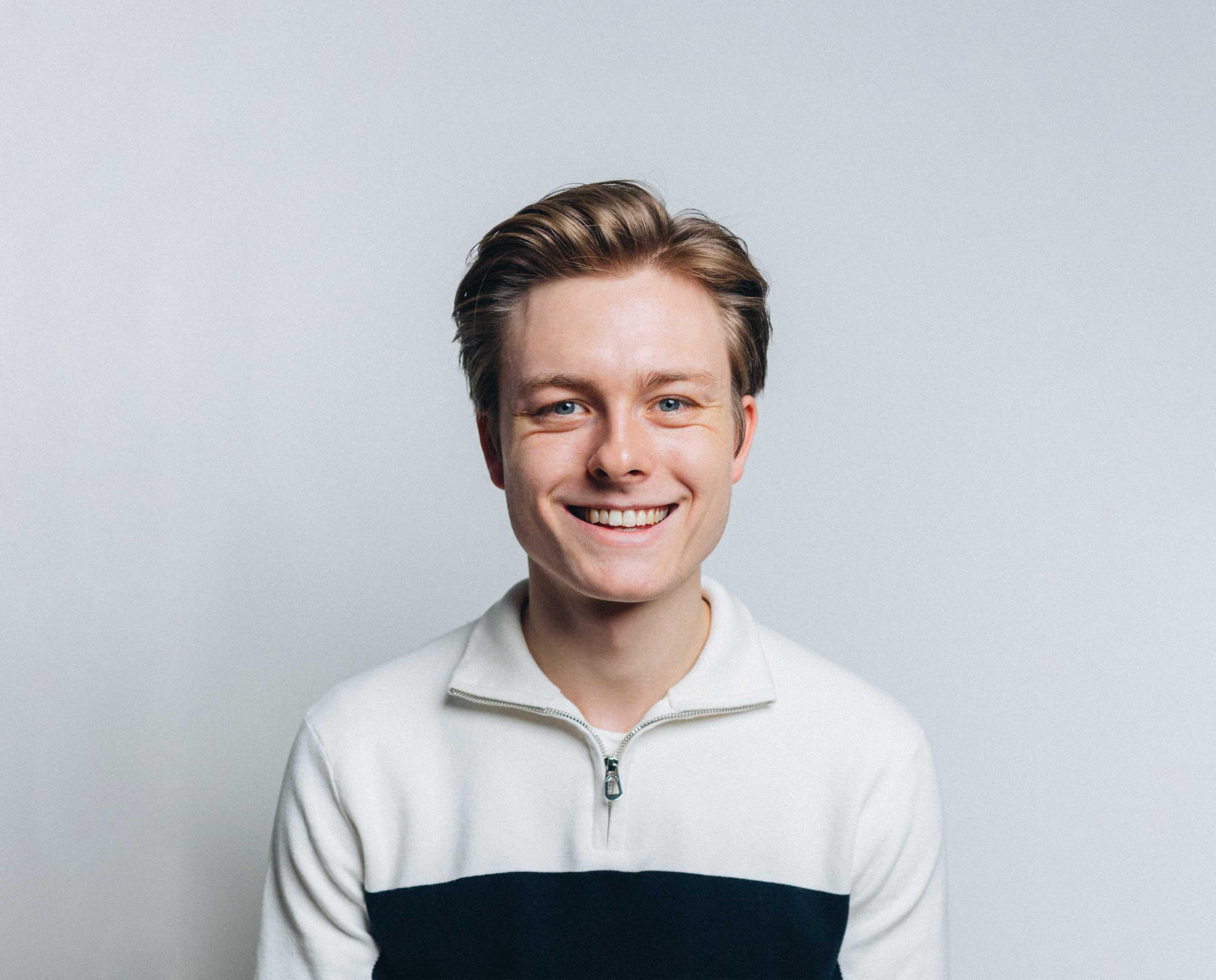 Sebastian Haede Portrait - Large