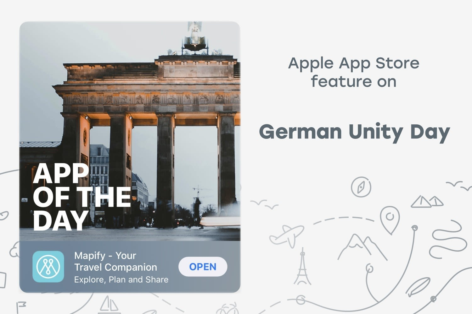 Mapify - App Store - App of the Day