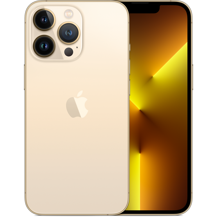 iPhone 13 Pro Guld
