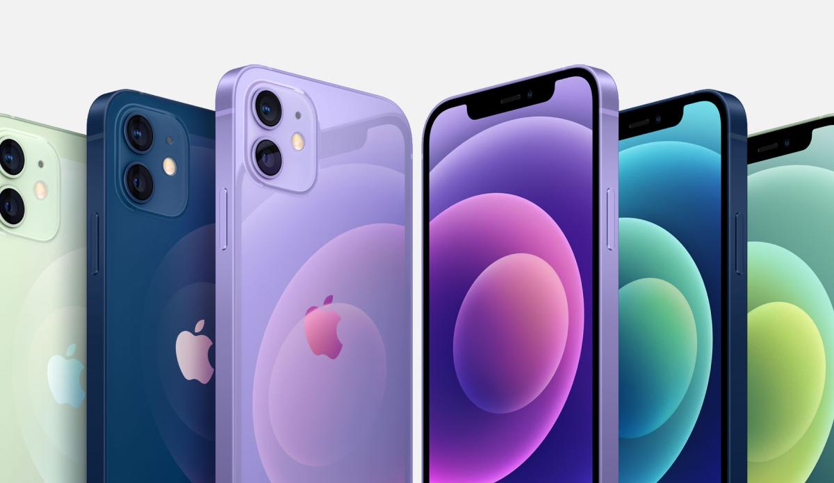 Jämför iPhone